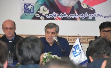 مراسم گرامیداشت یاد و خاطره سردار سپهبد شهید حاج قاسم سلیمانی و یارانش